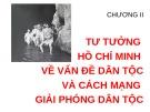Bài giảng Tư tưởng Hồ Chí Minh: Chương 2 - Nguyễn Hải Ngọc
