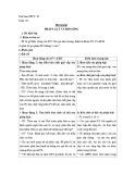 Giáo án Giáo dục công dân 12 – Bài 1: Pháp luật và đời sống (Tiết 2)