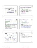 Bài giảng Xử lý ngôn ngữ tự nhiên: Phân tích cú pháp - Lê Thanh Hương