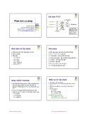 Bài giảng Xử lý ngôn ngữ tự nhiên: Phân tích cú pháp xác suất - Lê Thanh Hương