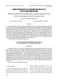 Nghiên cứu năng suất hạt và tiềm năng sinh khối cây lúa và một số định hướng ứng dụng