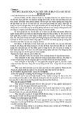 Bài giảng Tổ chức hạch toán kế toán - Chương 4: Tổ chức các yếu tố cơ bản của quá trình sản xuất