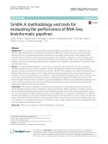 SimBA: A methodology and tools for evaluating the performance of RNA-Seq bioinformatic pipelines