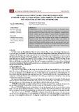 Nội dung giao tiếp của học sinh trung học cơ sở có hành vi bạo lực học đường: Một nghiên cứu trường hợp học sinh ở thị xã Phú Thọ, Tỉnh Phú Thọ