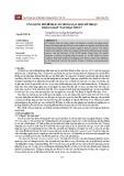 """Ứng dụng mô hình 4C-ID trong dạy học kĩ thuật nhằm giảm """"tải nhận thức"""""""