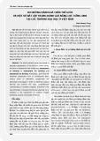 Xu hướng đánh giá trên thế giới và một số bất cập trong đánh giá năng lực tiếng Anh tại các trường đại học ở Việt Nam