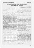 Mấy khuyến nghị về chính sách ngoại ngữ ở Việt Nam thời hội nhập