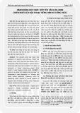 Hành động hỏi trực tiếp yêu cầu lựa chọn (Trên ngữ liệu hội thoại tiếng Hàn và tiếng Việt)