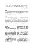 Trở ngại tâm lý trong hoạt động học tập theo hệ thống tín chỉ của sinh viên sư phạm trường Đại học Phú Yên