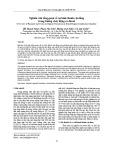 Nghiên cứu tổng quan về sự hình thành cặn lắng trong buồng cháy động cơ diesel