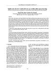 Nghiên cứu cấu trúc và tính chất của cao su thiên nhiên epoxy hóa lỏng
