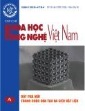Tạp chí Khoa học và Công nghệ Việt Nam – Số 10A năm 2020