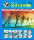 Tạp chí Khoa học và Đào tạo Thể thao - Số 13/2020