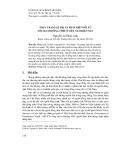 Thực trạng kì thị và phân biệt đối xử với người đồng tính ở Việt Nam hiện nay