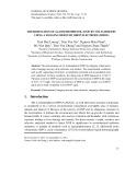 Determination of 2,4 dinitrophenol (DNP) by voltammetry using a hanging mercury drop electrode (HMDE)