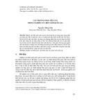Các phương pháp tiếp cận trong nghiên cứu biên giới quốc gia