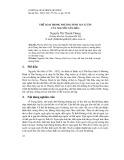 Thể loại trong Phương Đình Vạn lí tập của Nguyễn Văn Siêu