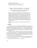 Nghiên cứu khả năng hấp phụ Ni2 của bentonit