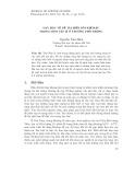 Dạy học về đề tài biến đổi khí hậu trong môn Vật lí ở trường phổ thông