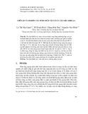 Chế tạo và nghiên cứu tính chất vật lí của vật liệu KBiFe2O5