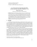Các vương quốc ở Ấn Độ trong hệ thống thương mại hàng hải quốc tế thế kỉ XV - XVI