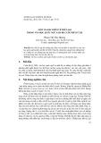 Một vài đặc điểm về thể loại trong văn học quốc ngữ Nam bộ cuối thế kỷ XIX