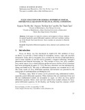 Fuzzy solutions for general hyperbolic partial differential equations with local initial conditions