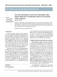 """Khai thác tiềm năng du lịch để phát triển ngành """"công nghiệp không khói"""" ở Quảng Bình trong xu thế hội nhập quốc tế hiện nay"""