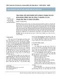 Ứng dụng liệu pháp nhận thức hành vi trong trị liệu bệnh nhân trầm cảm tại Công ty Nghiên cứu và Tham vấn tâm lý Family Đà Nẵng
