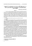 Nghiên cứu ảnh hưởng của tỷ lệ C:N đến thời gian ủ và chất lượng phân hữu cơ sinh học ủ từ phụ phế phẩm nông nghiệp