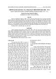 Chính sách giáo dục của Nhật Bản thời Minh Trị (1868-1912)