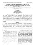 Vai trò của phương pháp nghiên cứu liên ngành và phương pháp khu vực học trong nghiên cứu làng xã Việt Nam hiện nay