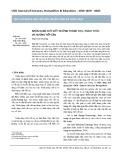 Nhận dạng chữ viết: Những thành tựu, thách thức và hướng tiếp cận