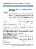Nghiên cứu xử lý nước thải thủy sản bằng phương pháp keo tụ điện hóa