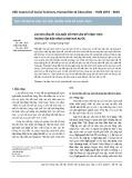 Vai trò liên kết của một số phép liên kết hình thức trong văn bản hành chính nhà nước