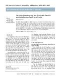Tính cộng đồng trong văn hóa tổ chức đời sống của người Đà Nẵng (nguồn gốc và biểu hiện)