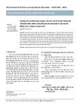 Những lỗi thường gặp trong thể thức và kỹ thuật trình bày văn bản hành chính tại trường Đại học Ngoại ngữ - Đại học Đà Nẵng, thực trạng và giải pháp