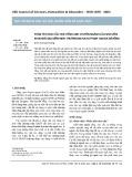 Phân tích nhu cầu học tiếng Anh chuyên ngành của sinh viên khoa giáo dục mầm non - trường Đại học Sư phạm - Đại học Đà Nẵng