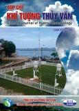 Tạp chí Khí tượng Thủy văn – Số 718/2020