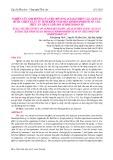 Nghiên cứu ảnh hưởng của việc bổ sung Astaxanthin và β - Glucan được chiết xuất từ sinh khối nấm men Rhodospridium sp. vào thức ăn cho cá dĩa đỏ Symphysodon sp.