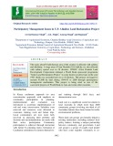 Participatory management issues in U.P. alkaline land reclamation project