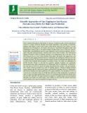 Scientific approaches of gum tapping in gum Karaya (Sterculia urens Roxb.) for high gum production