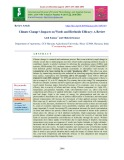 Climate change's impacts on weeds and herbicide efficacy: A review