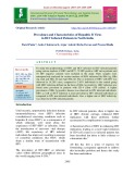 Prevalence and characteristics of hepatitis B virus in HIV infected patients in North India