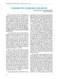 Interferon type I vào bệnh dịch tả heo châu Phi