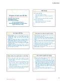 Bài giảng Cơ sở dữ liệu: Chương 6 - Nguyễn Hồng Phương