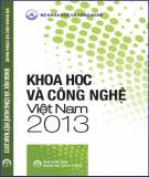 Khoa học Việt Nam trong năm 2013: Phần 2