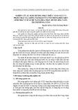 Nghiên cứu sự sinh trưởng phát triển, năng suất và phẩm chất của giống ngô bao tử LVN23 trong điều kiện sinh thái vụ Xuân Hè tại xã Hòa Châu, Hòa Vang, thành phố Đà Nẵng