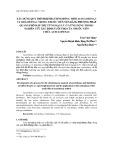 Xây dựng quy trình định lượng đồng thời aceclofenac và diclofenac trong thuốc viên nén bằng phương pháp quang phổ hấp thụ tử ngoại (UV) và ứng dụng trong nghiên cứu xác định tuổi thọ của thuốc viên chứa aceclofenac