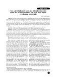 Pháp luật về biên giới quốc gia trên biển của nước cộng hòa xã hội chủ nghĩa Việt Nam - Thực trạng và kiến nghị hoàn thiện